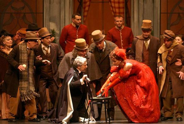 El Teatro Principal acoge La Bohème