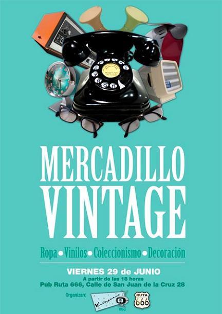 Mercadillo Vintage