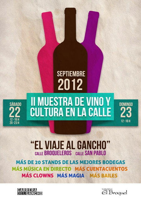 Muestra de Vino y Cultura