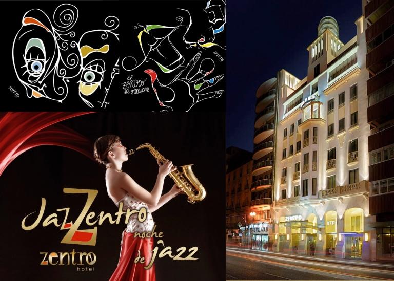 Noches con Jazz Hotel Zentro