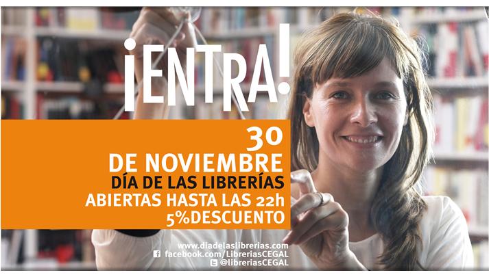 Día de las librerías Zaragoza