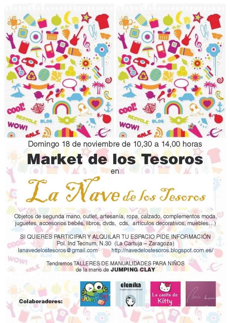 I Market de la Nave de los Tesoros