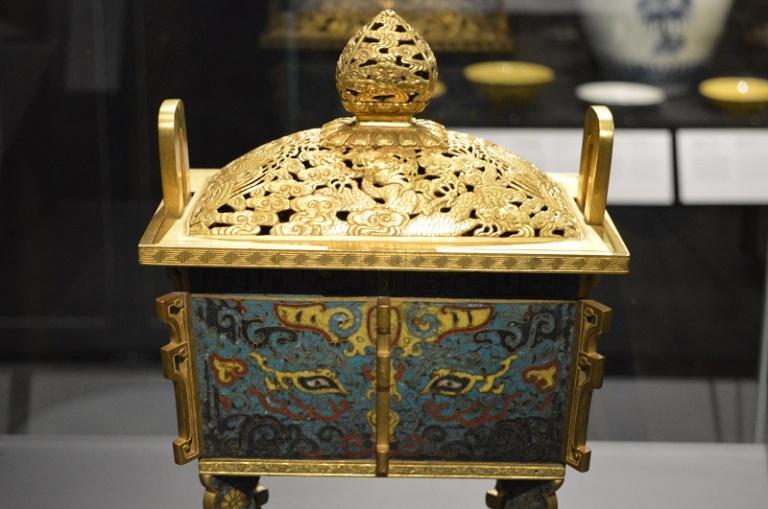 Exposición Dinastía Ming