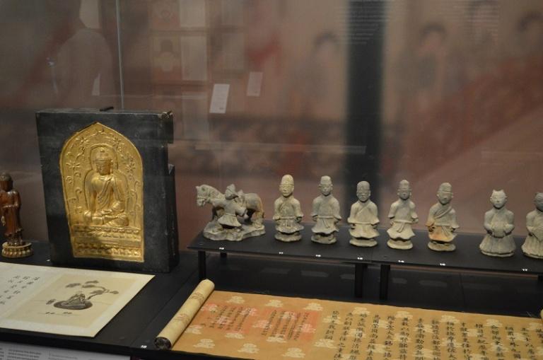 Exposición Ming