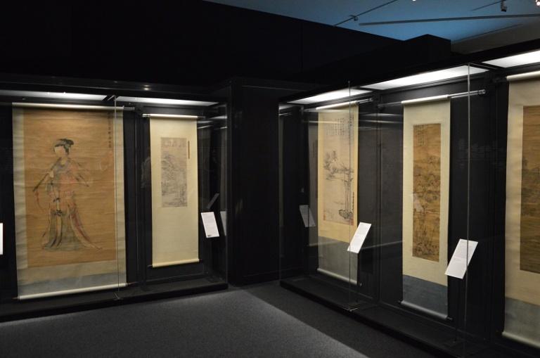 Exposición Ming Caixaforum