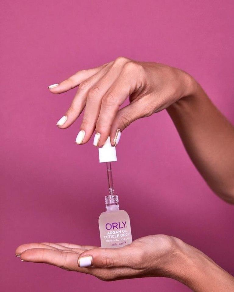 Aceite de argán para hidratar cutículas ORLY