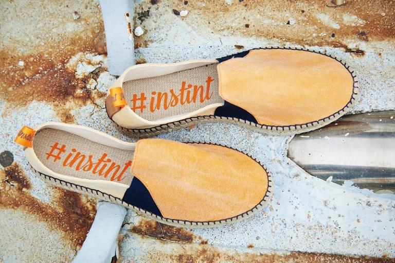 calzado de verano