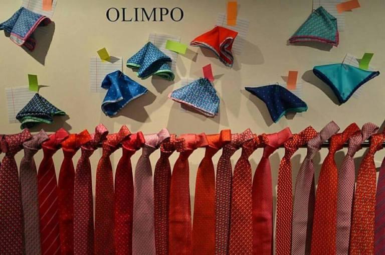 Corbatas Olimpo