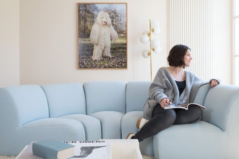 Villeroy & Boch viste la casa de la diseñadora Gesa Hansen