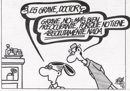 Muere Forges