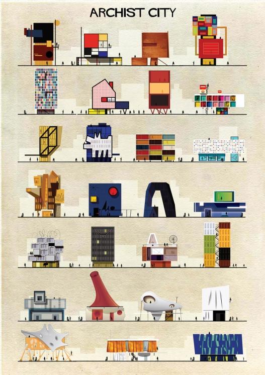 Archist City - Federico Babina
