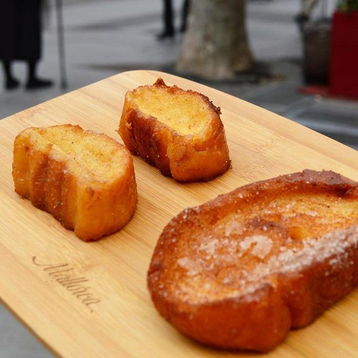 Las mejores torrijas de España