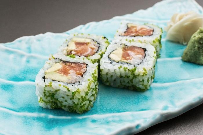 Comida japonesa a domicilio