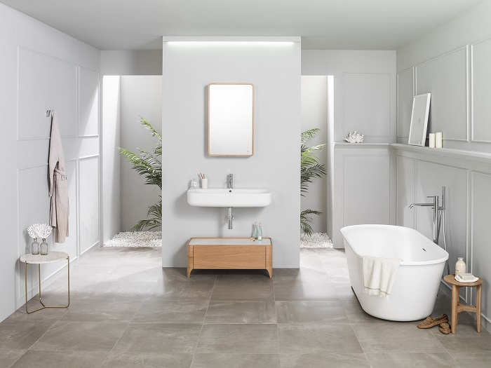 colección Nature de Noken Porcelanosa Bathrooms