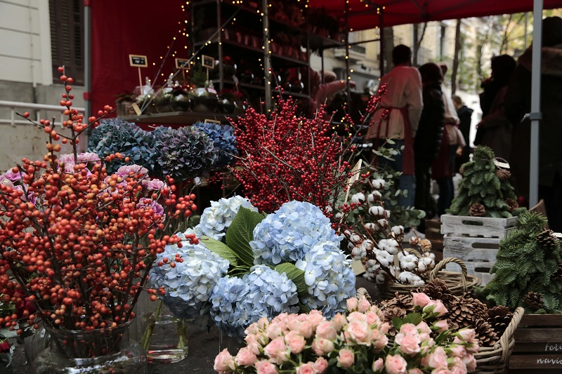 Vogue Flower Market