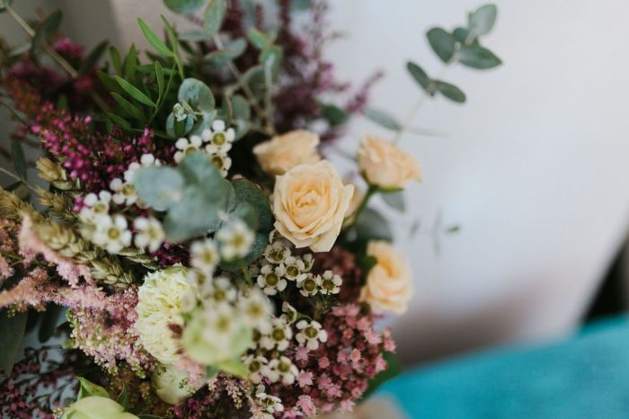 Flores de moda