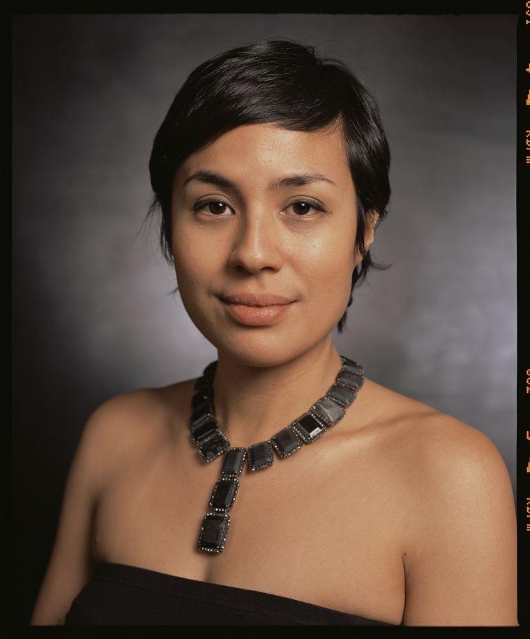 -®Andr+®s Serrano_Retrato de Lelia Arruda